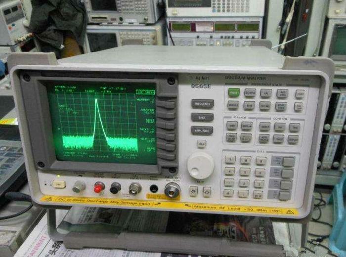 求购二手现货Agilent 8565EC频谱分析仪;