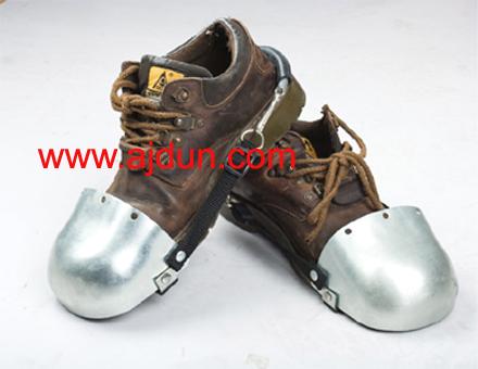 钢制护脚套 安全鞋头;