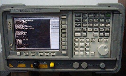 高价回收出售原装 二手AgilentE4404B 安捷伦E4404B 频谱分析;