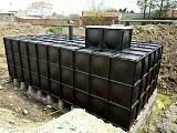 南寧地埋式箱泵一體化水箱是怎么工作?;