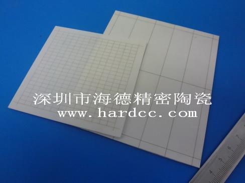 来图来样加工绝缘陶瓷垫片 陶瓷块 氧化铝陶瓷板