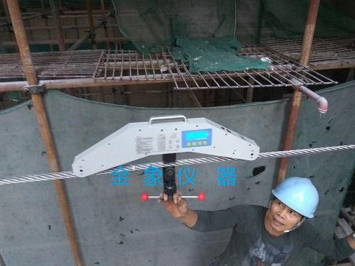 拉索张力检测仪 绳索张力仪 钢绞线张力检测装置 钢索张力测量仪