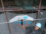 拉索张力检测仪 绳索张力仪 钢绞线张力检测装置 钢索张力测量仪;