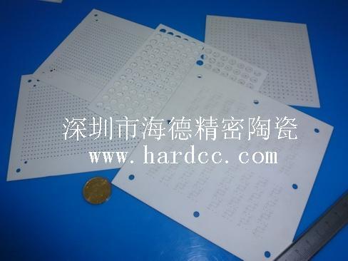 激光切割 陶瓷绝缘片 陶瓷基板
