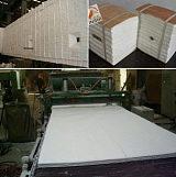滲碳爐保溫耐火棉質STD標準矽酸鋁纖維甩絲綿供應設計施工;