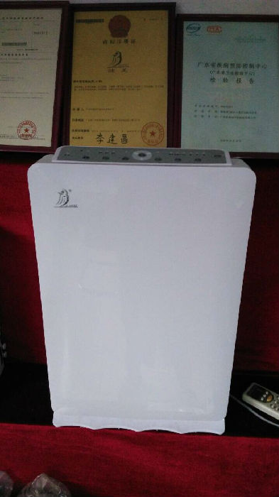 聊城市空气净化器专卖店 厂家发空气净化器样品试用