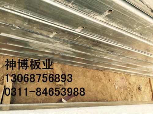 山东德州生产KST屋面板的厂家 美观便捷 首选神博