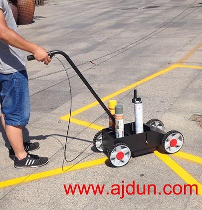 艾捷盾 油漆划线车D型 油漆划线器套装