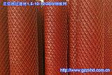 直销贵州钢丝网1.5*10m钢板网丝2mm孔4*6cm;