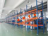 晋江重型托盘货架仓库定制横梁式货架拆装仓库货架2吨厂家;
