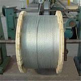 廠家現貨銷售1×19型號規格熱鍍鋅鋼絞線 1.8、2.2、2.32、2.6;