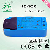 3-12W 可控硅调光电源/筒灯面板灯调光电源/恒流调光电源/SAA认证电源;