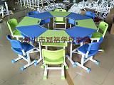 佛山市冠裕学校家具 关心孩子从重视每天与孩子密切接触的单人课桌椅开始;