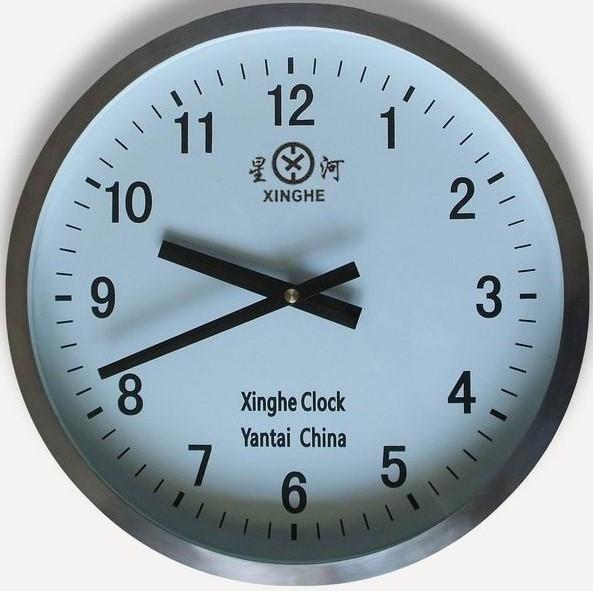 供应 模拟(指针)子钟-子母钟 烟台星河电钟