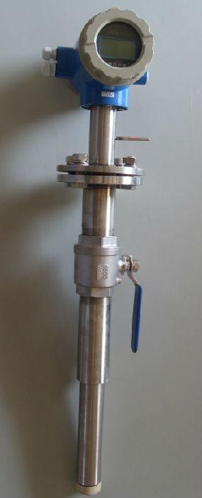 呼倫貝爾插入式電磁流量計SHLD聖世援安裝要求SSY