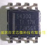 TPS5430QDDARQ1 TPS5430QDDAR DC/DC电源芯片;