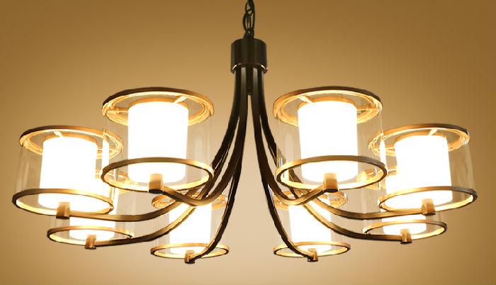灯饰品牌排行榜,上海芈琴灯饰实业有限公司凭高品质灯饰获赞