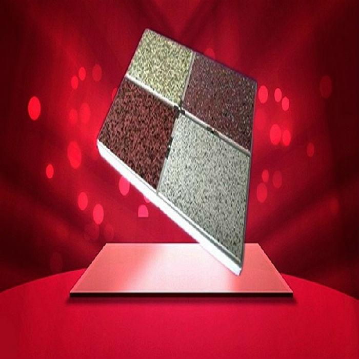 仿石材保温装饰一体板|工厂免费参观
