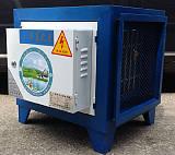德州亚太公司供应厨房油烟过滤产品(静电式油烟净化器)效率:90%;