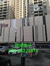 乾县中铁一局--智能停车场管理系统;