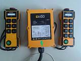重庆起重机配件+F21-E1B工业遥控器