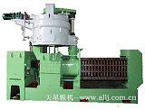 大型壓榨設備 安糧 SYZX24型雙螺桿榨油機;