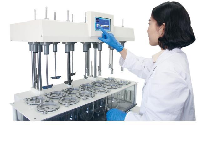 天津賽普瑞SPR-DT12A溶出試驗儀藥物溶出儀12杯溶出儀廠家