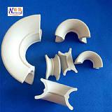 化工填料厂家大量供应陶瓷填料 规格齐全好品质高效陶瓷矩鞍环填料