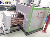 供應操作簡單 紅外線模具爐 加工快 鋁型材模具爐;