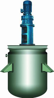 500L-北京电加热反应釜