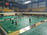 大連PVC運動地板生產廠家 PVC運動地板球場施工;