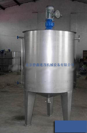 500L-绍兴不锈钢反应釜500L反应釜报价北京市静鑫通茂