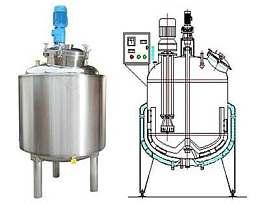 100L-10000L-加热搅拌罐生产厂家-搅拌罐价格-北京市静鑫通茂