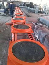 钢结构支座选用时应注意的事项;