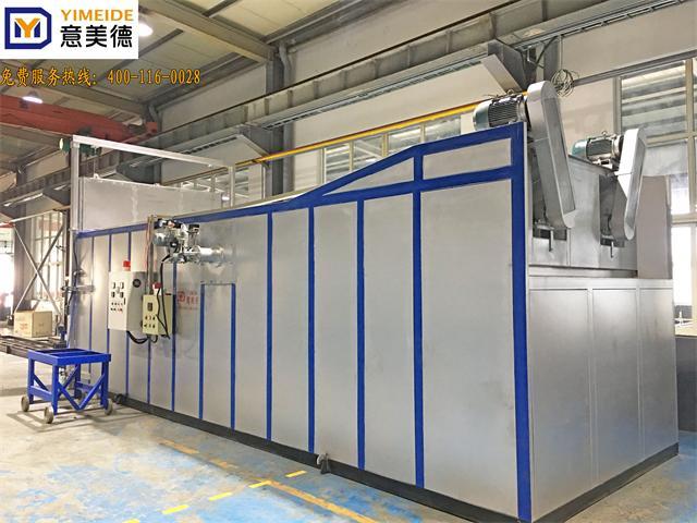 供应高效时效炉 炉温均匀 天然气铝型材时效炉