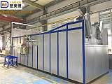 供应高效时效炉 炉温均匀 天然气铝型材时效炉;