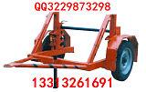 电线 放线车 钢绞线用 适用线盘宽度 拖线盘车;