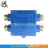 矿用本安电路用接线盒JHH-4本安型防爆接线盒;
