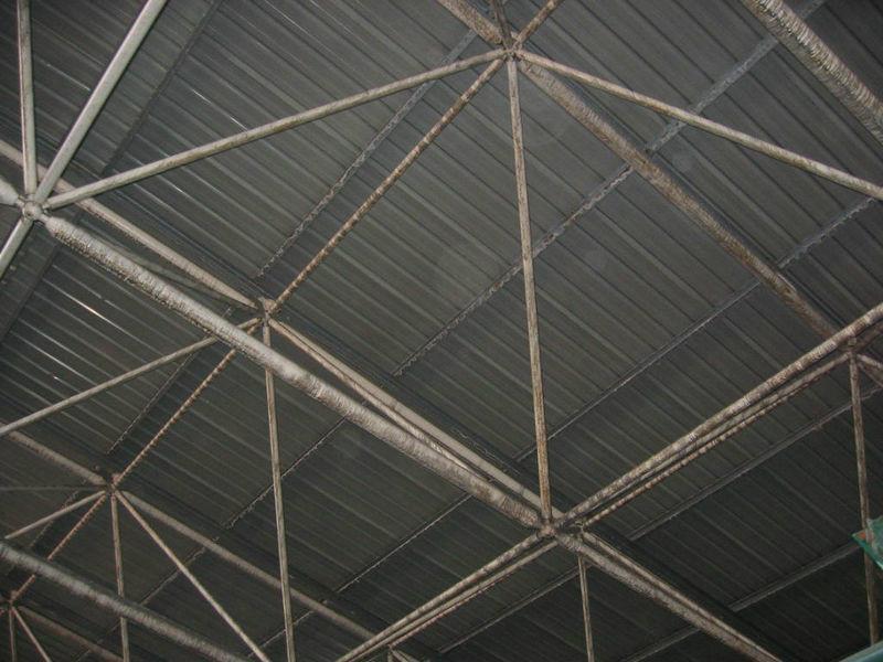 佛山市南海区福升钢结构平台喷漆防锈防腐补漏公司