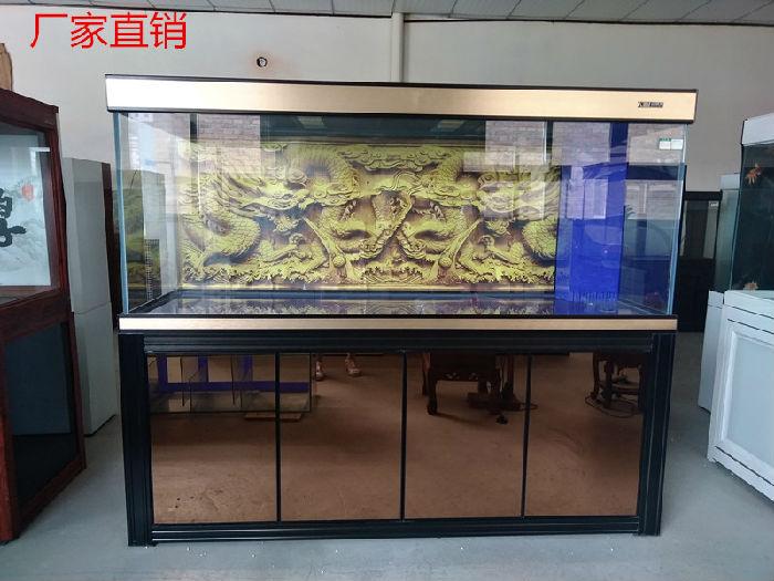 彩蝶款铝合金鱼缸 水族箱厂家