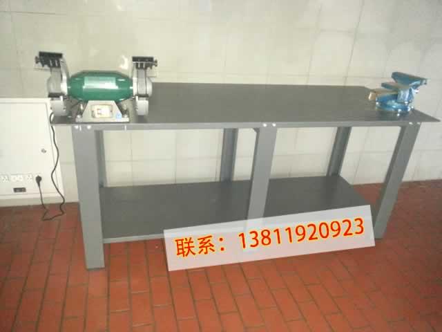 供应格诺钢板面工作台重型工作桌