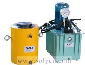 电动液压千斤顶,SL-DYG 超高压电动液压千斤顶,1500T电动液压千斤顶