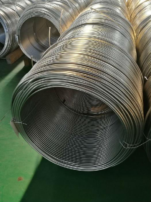 Hastelloy C276不锈钢无缝毛细管 No10276不锈钢钢管