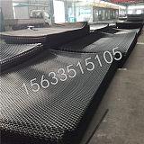 振兴钢板网厂家包邮 红色菱形钢板网 拉伸钢板网 喷塑钢板网;