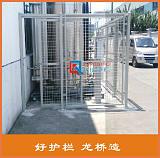合肥配套設備安全防護欄 工業設備安全圍欄 按圖紙加工設備安全防護欄;