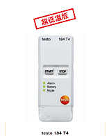 testo/德图 testo 184 T3 温度记录仪;