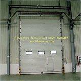 供應工業垂直提升門/工業翻板門