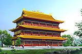 山東鋼結構仿古工程專業設計 制造 安裝仿古鋼結構工程十余年施工經驗;