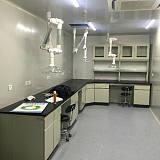 供应全钢实验台 实芯理化板台面 水池柜 滴水架;