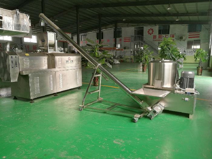 济南膨化机械系列厂家|双螺杆主机价格